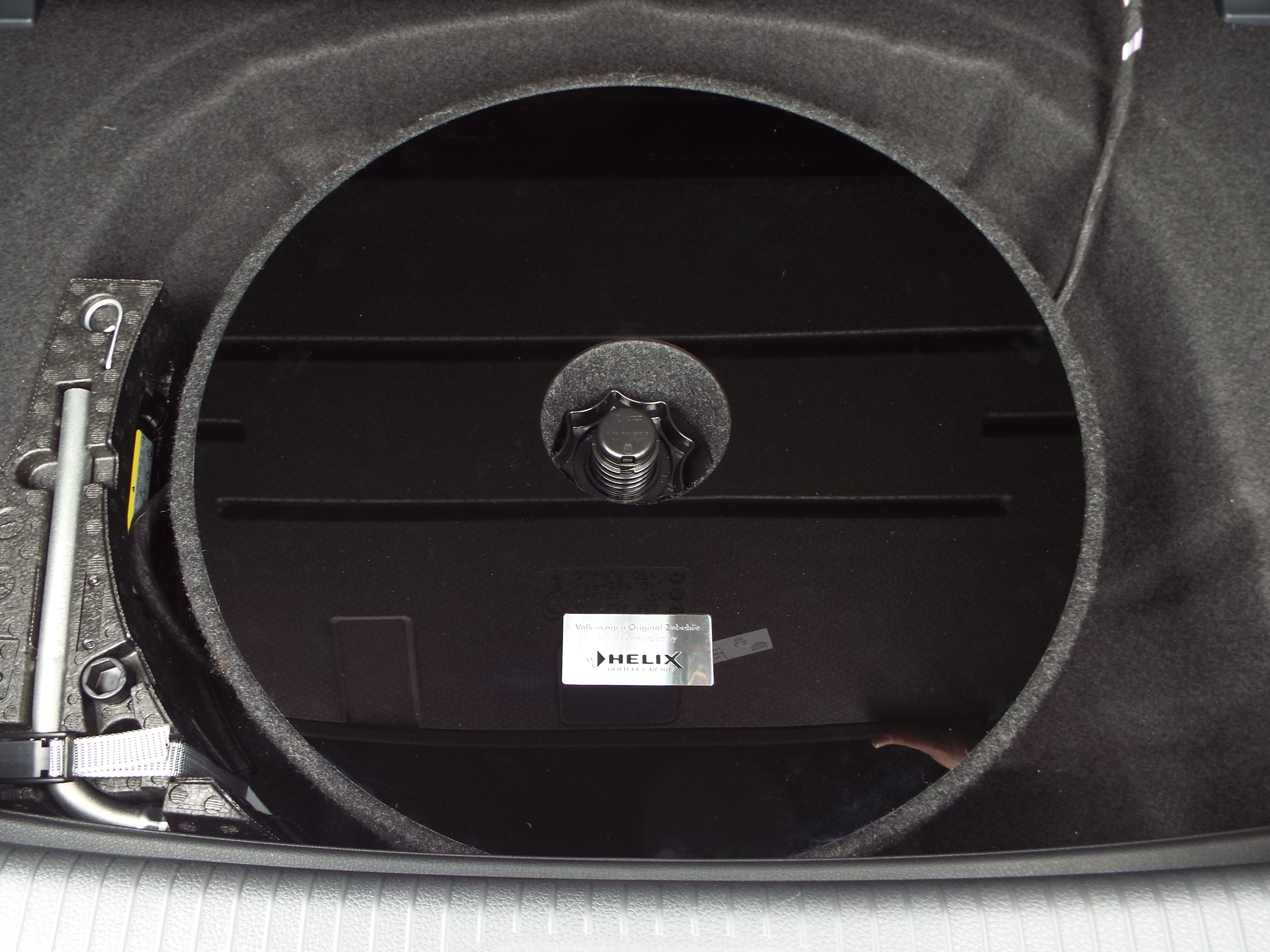 Helix Sound Upgrade Stealth Gti Thread Wiring Aftermarket Sub And Amp With Req Volume Sensing Bass