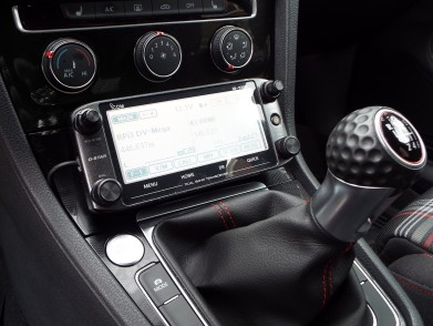 Dual-band ham radio.