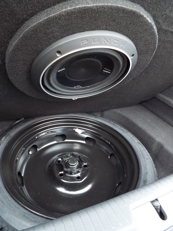 Ultimate Stealthy Subwoofer Installation Page 2 Tdiclub Forums