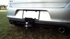 New ball with a Tow Ready bumper guard, etrailer.com item #80400 (see it at https://www.etrailer.com/Accessories-and-Parts/Tow-Ready/80400.html).