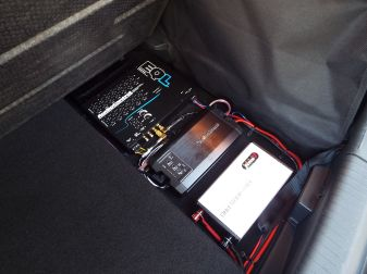 """This is the """"sound processing side"""" with the exception of the pure sinewave inverter..."""