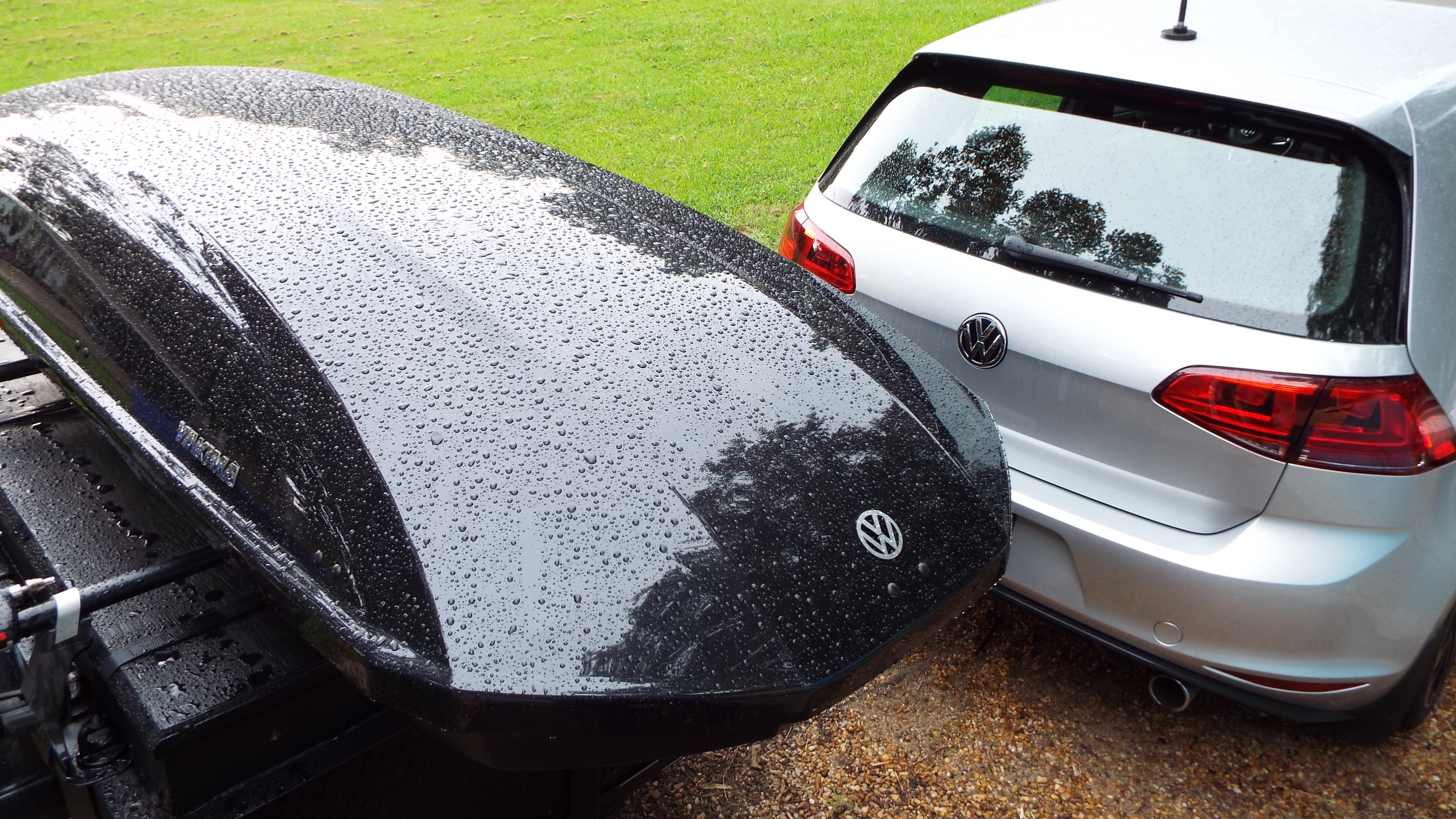 Aerodynamics, Noise, and Fuel Economy (Oh My!)   Stealth GTI