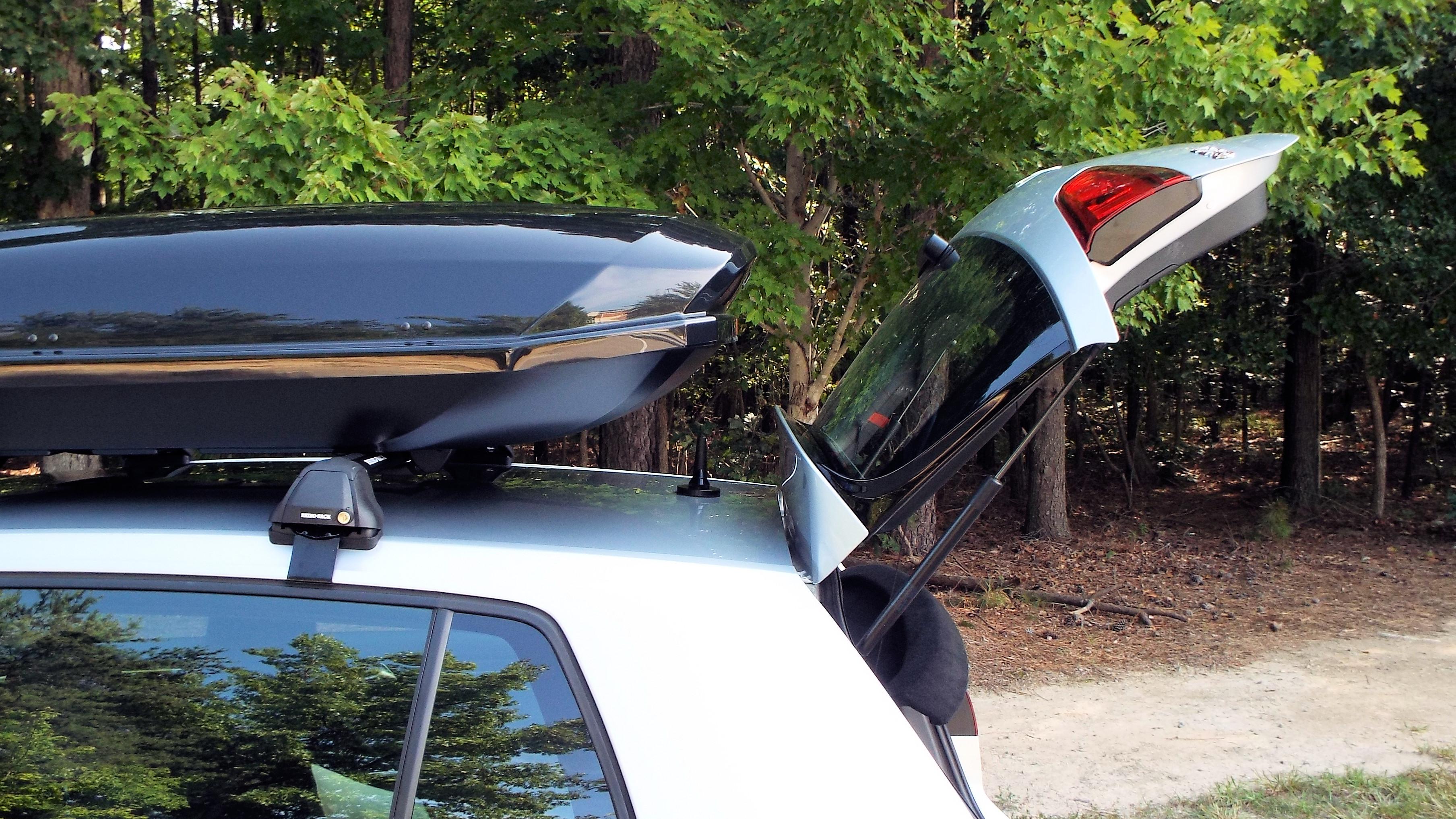 Rhino Rack Vortex 2500 RS | Stealth GTI