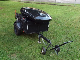 I don't know how I lived without this dolly for so long. It's the best $100 I've ever spent on my trailers.