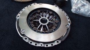 Pressure plate...
