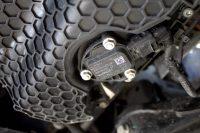 Oil level and temperature sensor...