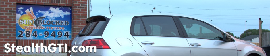 Hüper Optik Ceramic Window Film | Stealth GTI