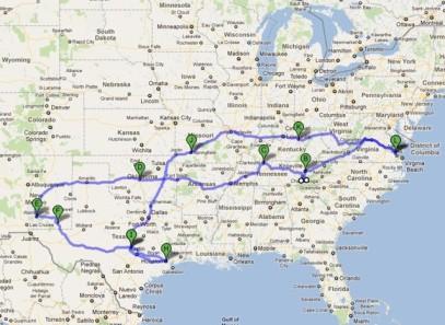 2011_TourMap-Planned